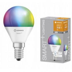 LAMPA OSTRZEGAWCZA LED POMARAŃCZOWA 24V