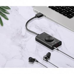 ORICO ALUMINIOWY HUB 4xUSB USB3.0 PRZYKRĘCANY
